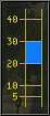 range bar screenshot showing target at between 20 and 30 yards
